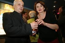 Eva Holubová a Bob Klepl