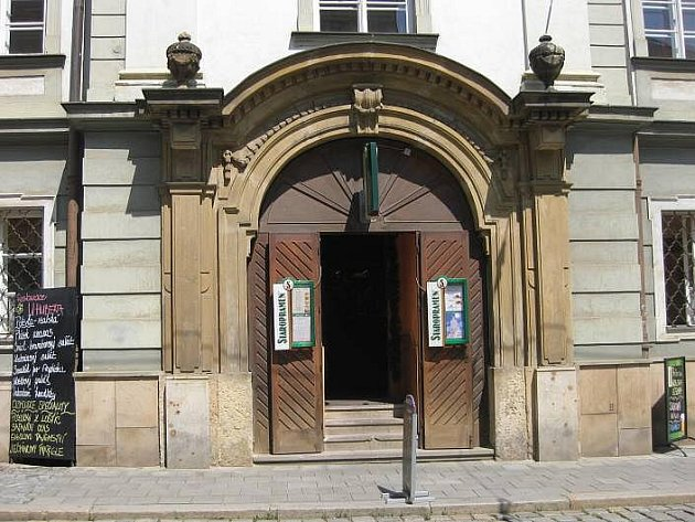 Restaurace U Huberta v Olomouci