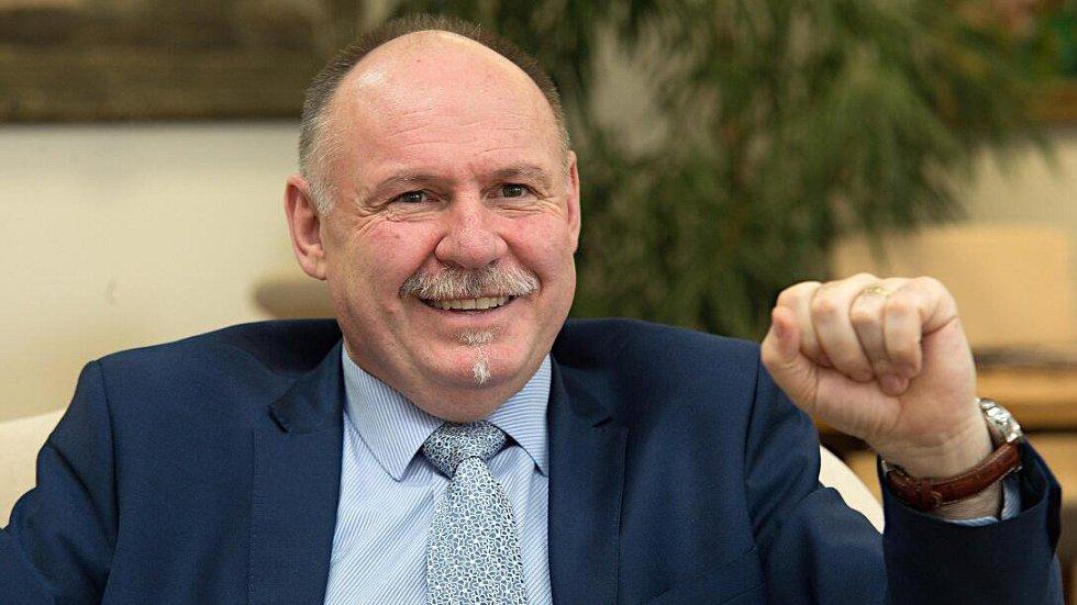 Hejtman Ladislav Okleštěk je lídrem ANO pro říjnové sněmovní volby v Olomouckém kraji