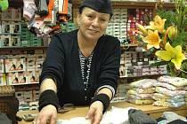 Podnikatelka Marie Finková.