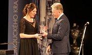 Lenka Dohnalová - Cena za výjimečný počin roku v oblasti umění