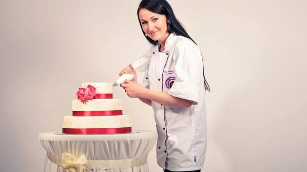 Olomoucká cukrárna zatím vyrobila přes 3500 dortů všech velikostí