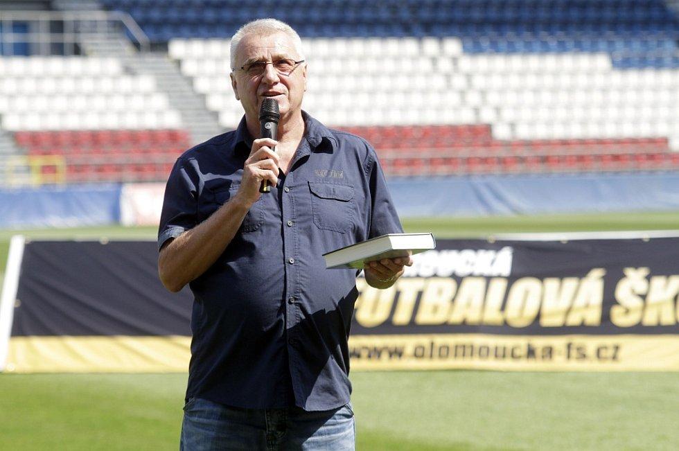 Olomoucká fotbalová škola - Petr Uličný