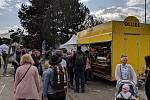 Garden Food Festival se v Olomouci koná už léta, letos se ale přestěhoval do rozária.