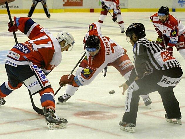 HC Olomouc - Pardubice