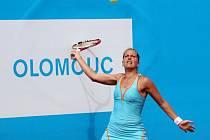 ITS CUP 2013, semifinále. Barbora Záhlavová-Strýcová.