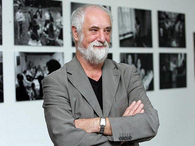 Jindřich Štreit, fotograf a pedagog ze Sovince