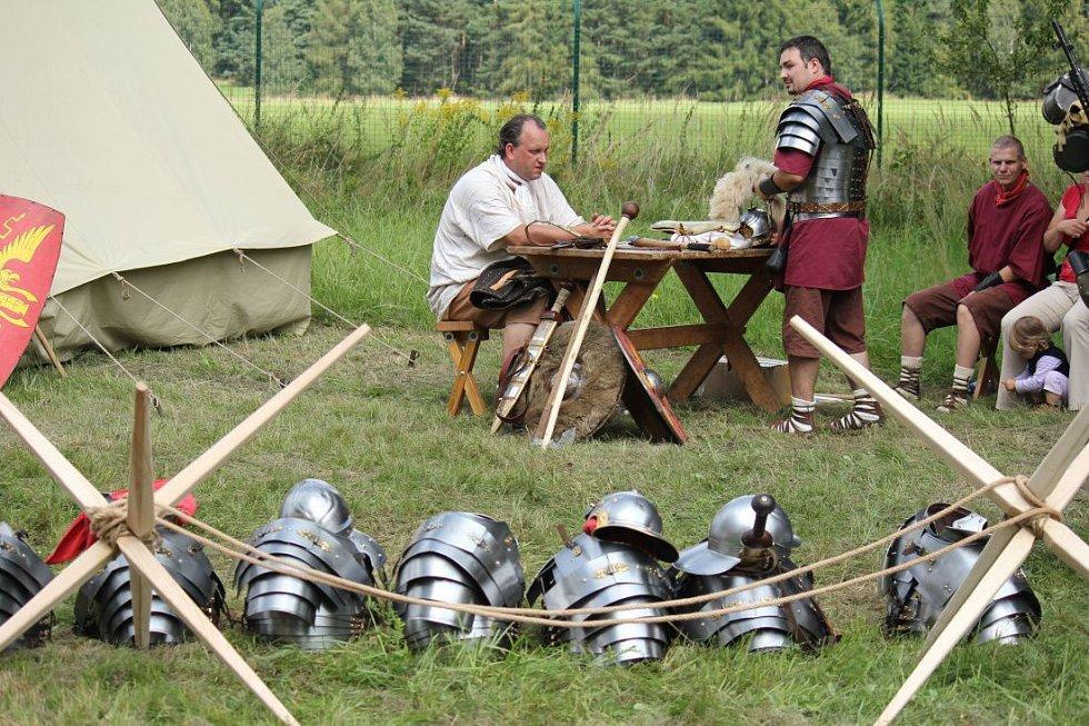 Military Fest 2015 ve Skřípově u Konice