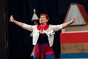 Pohádka plná písniček se brzy objeví na jevišti Moravského divadla v Olomouci. Královna Koloběžka první bude však jiná než známá filmová pohádka z osmdesátých let, vycházet bude přímo z knihy Jana Wericha.