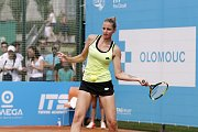 Na olomouckém turnaji ITS CUP se hrálo finále dvouhry. Kristýna Plíšková
