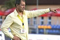 Trenér FC Vysočina Jihlava Roman Pivarník