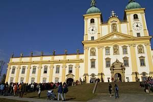 Bazilika na Sv. Kopečku u Olomouce