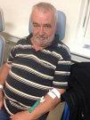 Při srážce vlaku s kamionem na přejezdu v Olomouci se lehce zranilo devět cestujících. Pan Ilja Simper jako jediný zůstal v nemocnici. Naštěstí jen na pozorování.