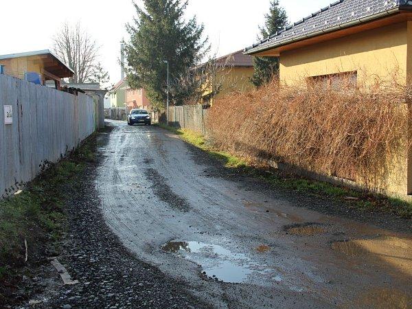 Ulice Lindnerova a Za Školou vOlomouci se vdubnu dočkají po mnoha letech opravy