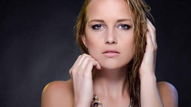 Soutěžící Kateřina Štorková, 23 let, studentka a sociální pracovník na ÚP, Šumperk. Ilustrační foto