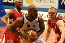 Basketbalisté Prostějova podlehli v 42. kole nejvyšší soutěže na domácí palubovce šestinásobnému českému mistrovi z Nymburku 71:76.