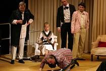 Představení A pak už tam nezbyl ani jeden na scéně Moravského divadla.