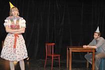 V inscenaci se sejdou osvědčení herci divadla Tramtarie s nováčky.