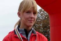 Nejúspěšnější olomouckou atletkou v letošní halové atletice se stala Zatloukalová