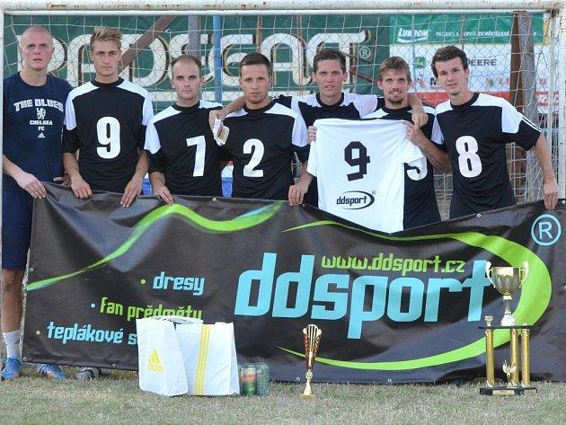 FinoCup 2014 ovládl tým AC Senička