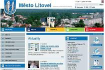 Nový web litovelské radnice
