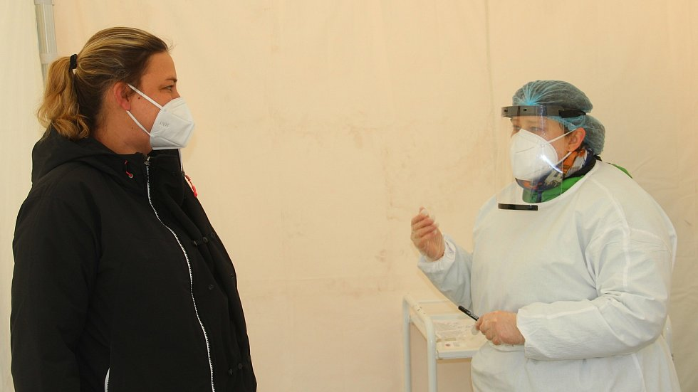 Lázně Slatinice nabízejí volnou kapacitu antigenního testování pro veřejnost, testy jsou hrazeny z veřejného zdravotního pojištění.