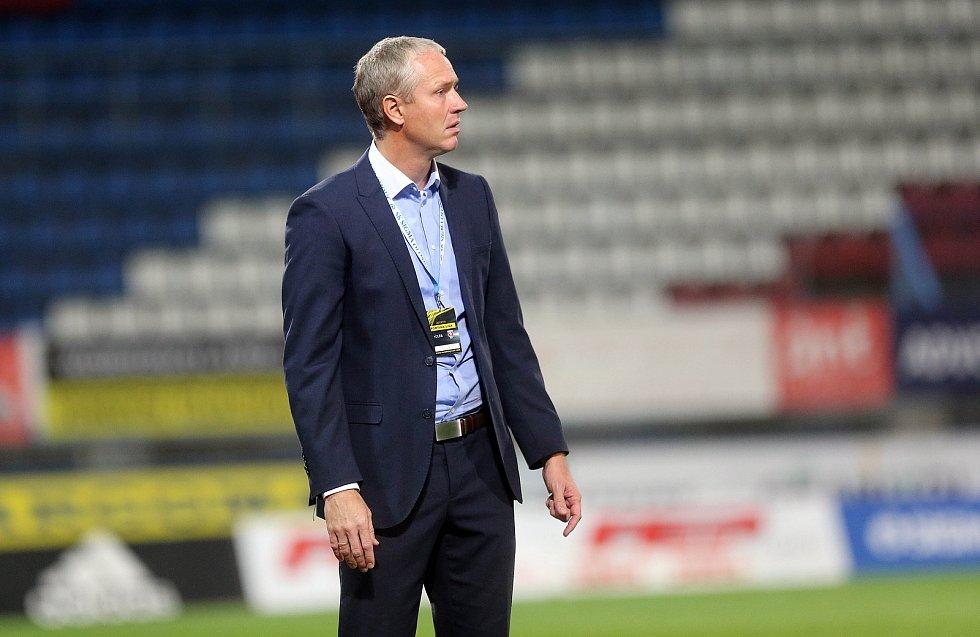 Trenér Václav Jílek