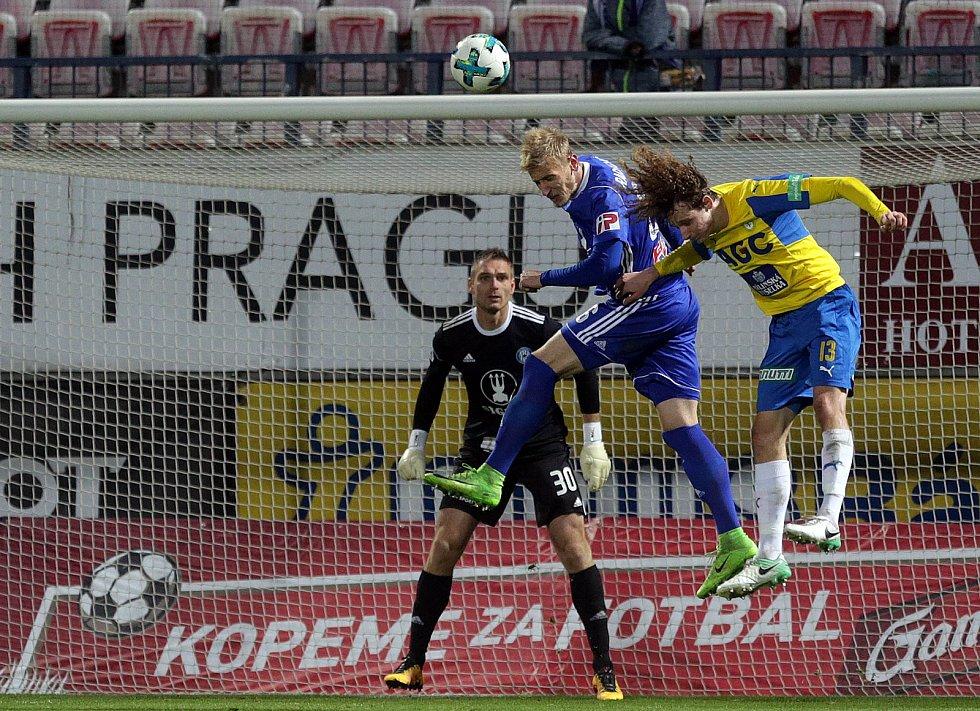 Sigma porazila Teplice 1:0. Miloš Buchta, Uroš Radakovič a Alex Král.