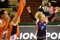 CEV Cup: Olomouc - Kazaň