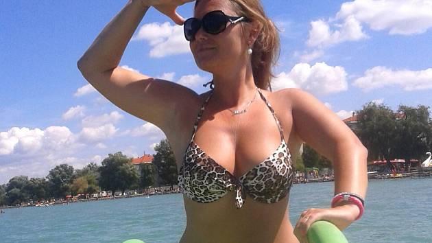 14.Monika Fuksová, 38 let, prodavačka, Olomouc