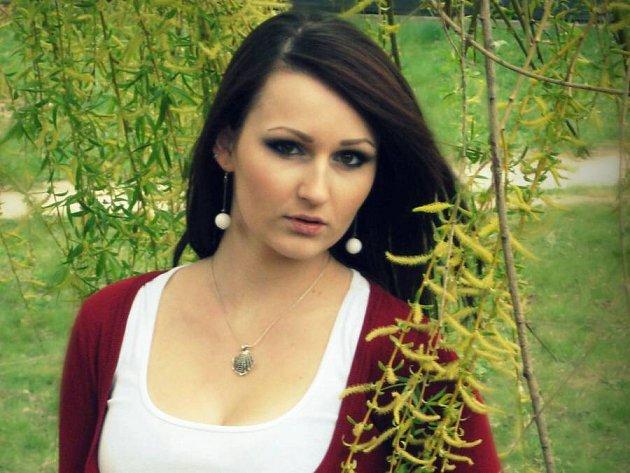 Marie Barabášová 18 let, Hulín