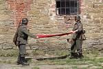 Akce Brestská pevnost 1941 na fortu v Radíkově.