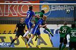 Fotbalisté Olomouce prohráli doma s Příbramí 1:2.