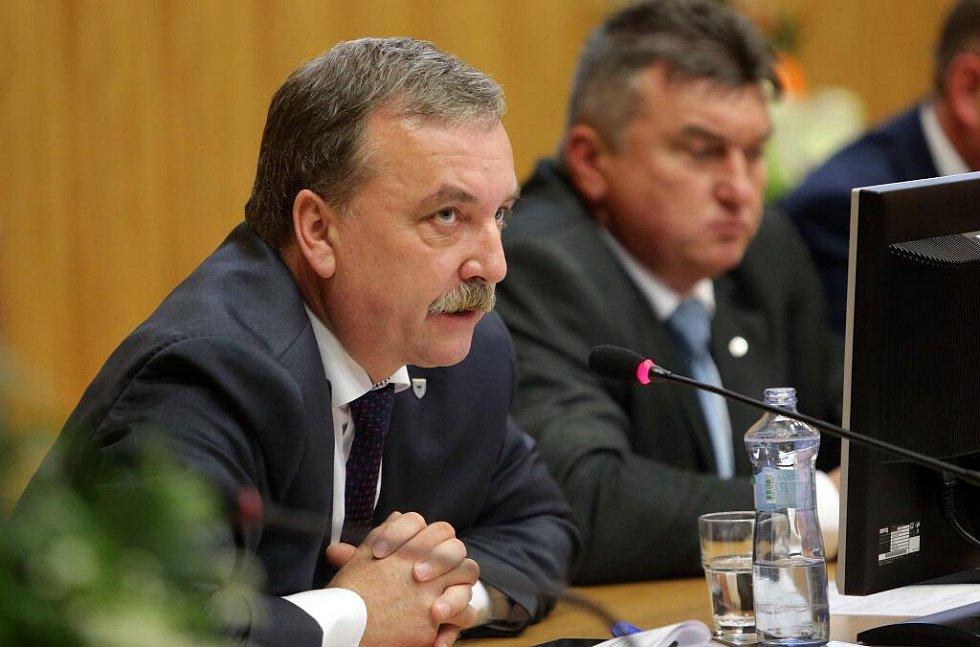 Náměstek hejtmana Dalibor Horák (ODS)