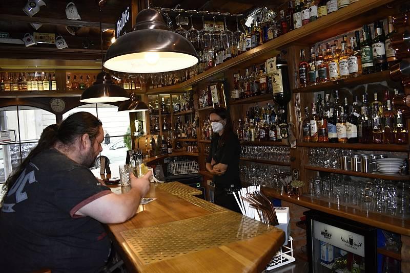 The BLACK STUFF Irish Pub v Olomouci