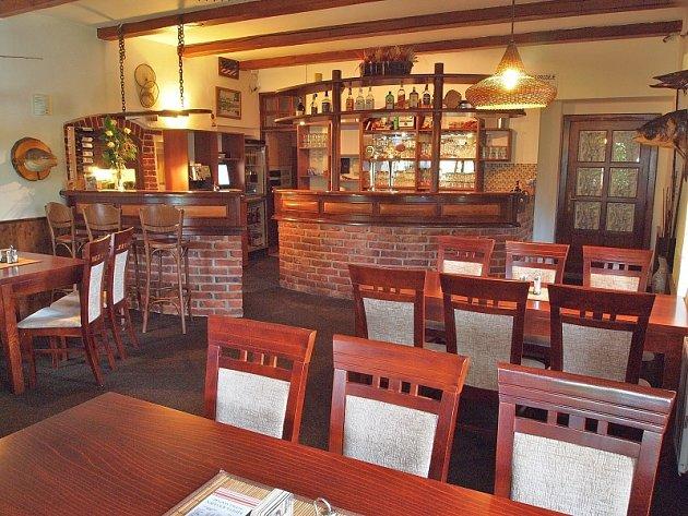 Restaurace a Penzion Terasa, Velké Losiny