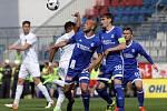 Sigma - Baník Ostrava  0:0 o poločase
