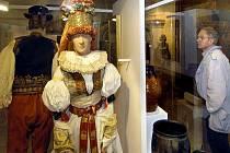 Expozice ve Vlastivědném muzeu Olomouc.