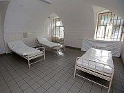 Olomoucká záchytka ve Vojenské nemocnici