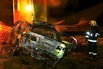 Tragická nehoda u Velké Bystřice