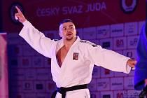 V Olomouci se 2. října konalo mistrovství České republiky v judu. David Klammert