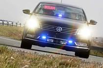 Nový policejní passat