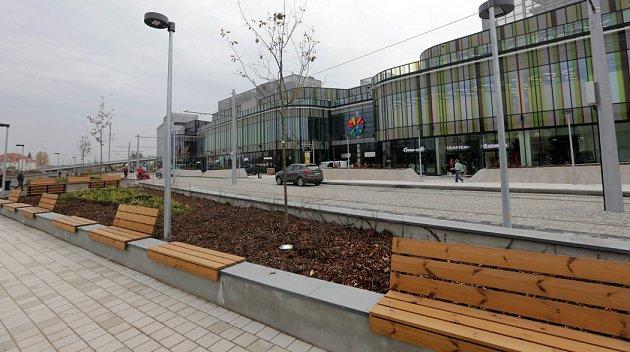 Obchodní galerie Šantovka