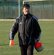 Trenér Roman Sedláček