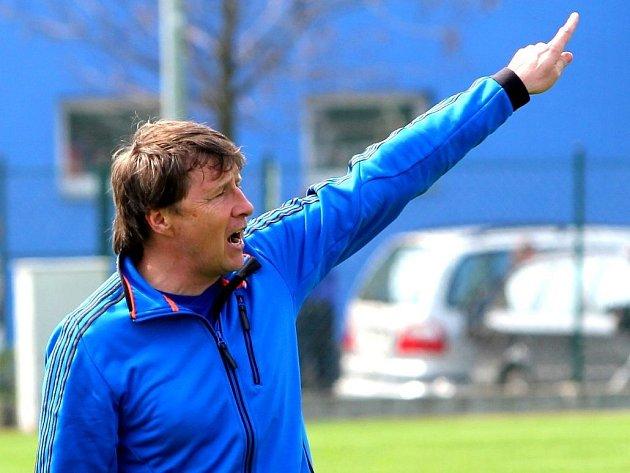 Trenér Augustin Chromý