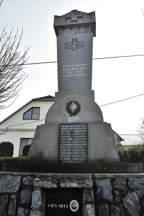 Památník padlým obětem války