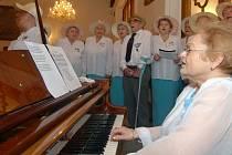Olomoucký sbor Zpěvanky. Ilustrační foto