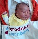 Stela Zbořilová, Rozvadovice, narozena 23. dubna ve Šternberku, míra 50 cm, váha 3980 g