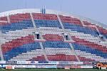 Severní tribuna Androva stadionu