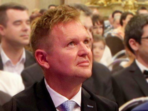 Radek Zbořil, ředitel Regionálního centra pokročilých technologií a materiálů (RCPTM) v Olomouci.